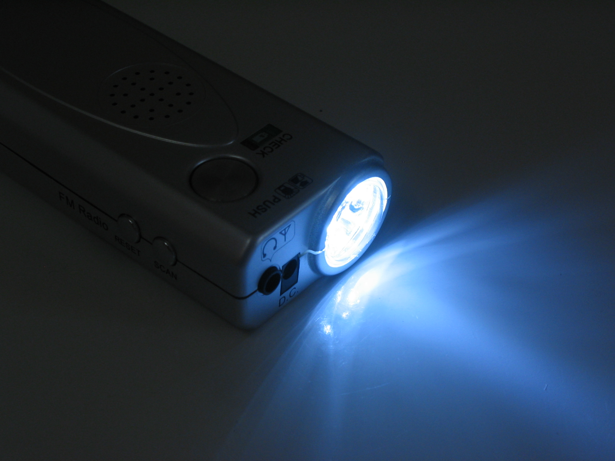 白色LED